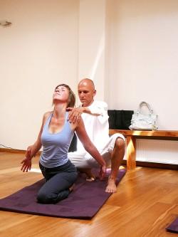 Ananda yoga prive