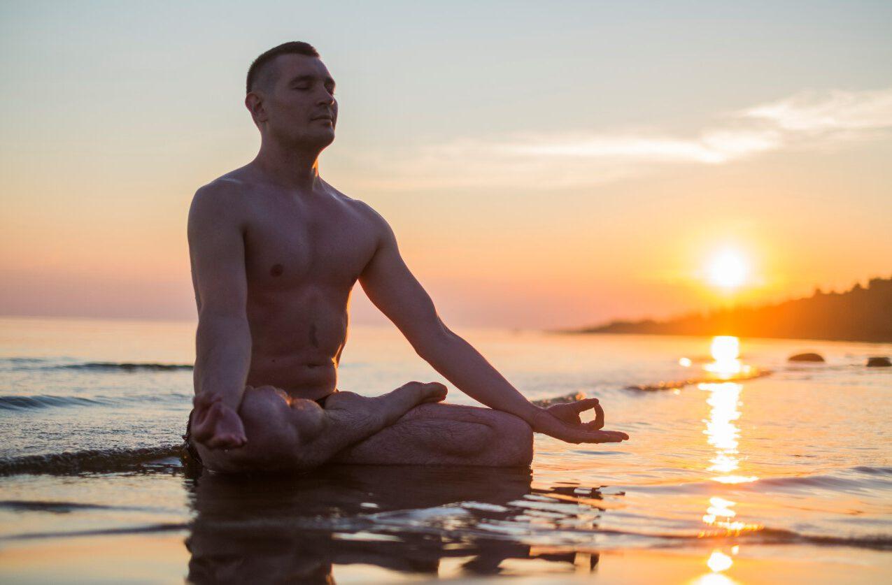Solar Yoga for Men